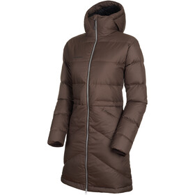 Mammut Fedoz IN Parka con cappuccio Donna, light deer